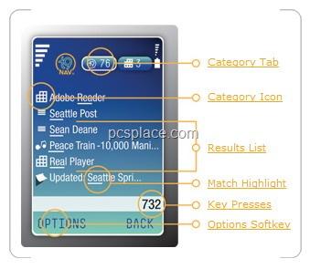 T9 nav mobile application