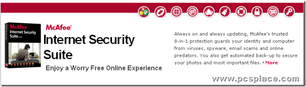 McAfee Internet Security Suite 2009
