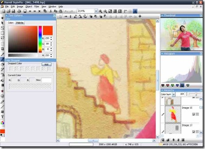 StylePix – Powerful and Free Image Editor With Advanced Features