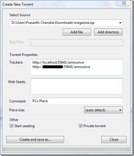 Private magazine torrent