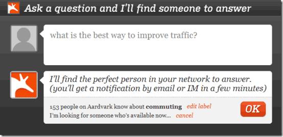 Aardvark website