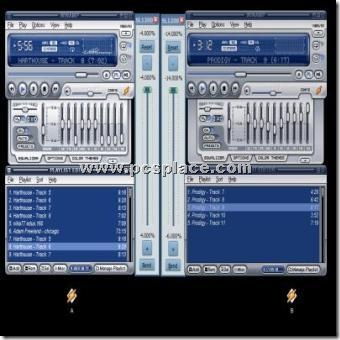 multiple instances of winamp