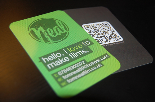 3 Best Ways To Create QR Code Business Cards For Free