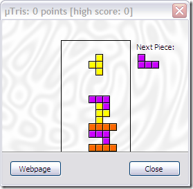 tetris in utorrent