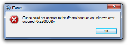 how to get rid of connect to itunes on iphone