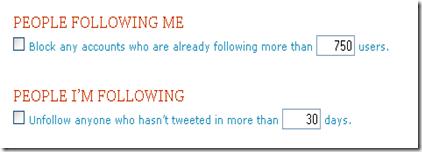 How To Block Unwanted Twitter Followers