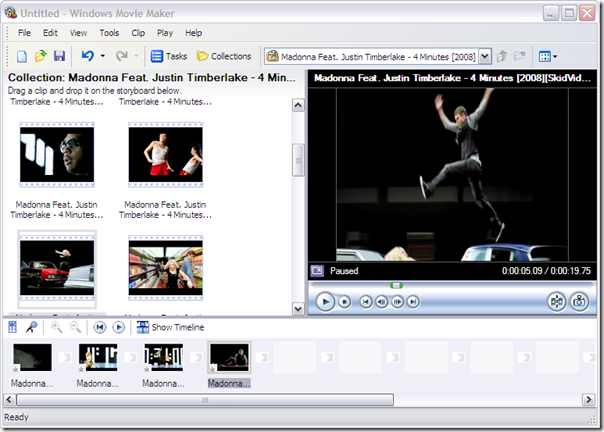 how to create a timeline. How to Create Home Videos