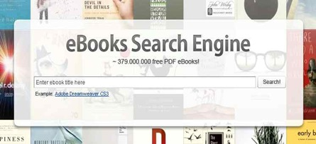MegaPDF – Find and Download PDF Ebooks For Free