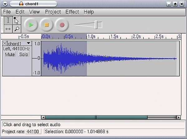 how to use audacity without a microphone