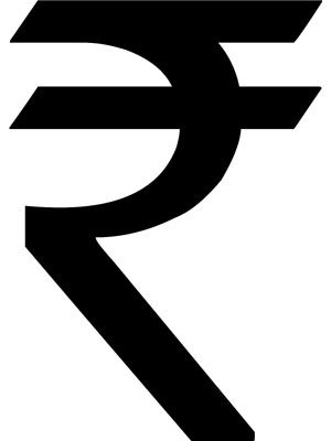 Add new rupee symbol
