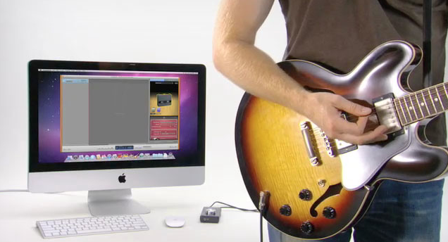 2 ways to use mac as a guitar amp mac to electric guitar amp pcs place. Black Bedroom Furniture Sets. Home Design Ideas
