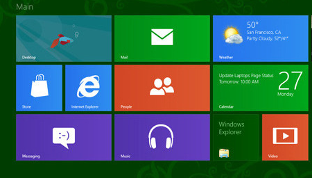 Metro Style Apps For Windows 8
