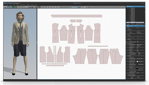 Clothes Design Software Fashion Design Software