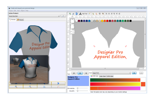 Designer Pro Apparel Edition - windows software