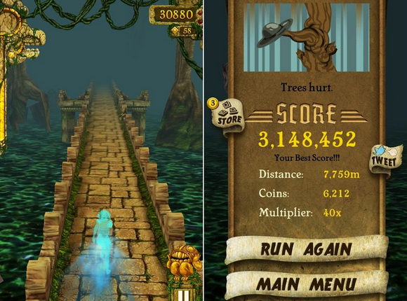 How To Play Temple Run On PC And Mac