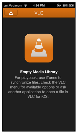 Transfer Files To iPhone Without iTunes Using VLC