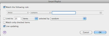 How To Create Smart Playlists On iTunes