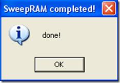 sweepram