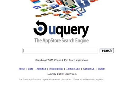 uquery - iphone application search engine