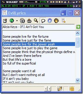 evil lyrics