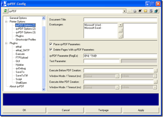 qvPDF - create pdf files -  - Adobe Acrobat Alternative
