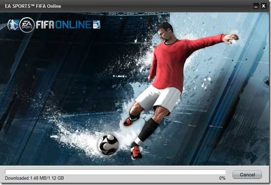 Play EA Sports FIFA online for free