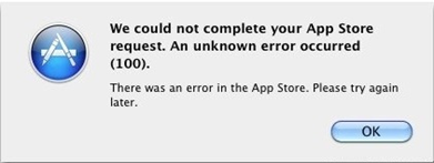 fix-mac-app-store-unknown-error-100
