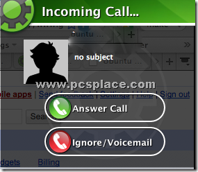 make free calls from computer using Google voice