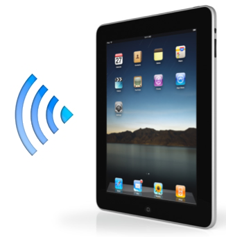 how to connect ipad to internet with wifi
