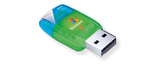 recover windows 7 using usb flash drive