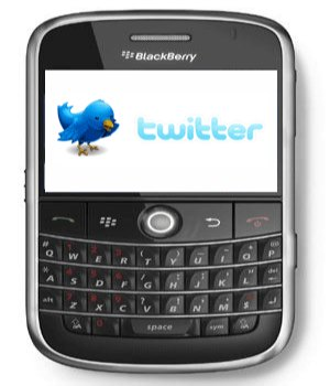 best ways to tweet from mobile / smart phones