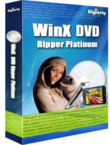 Free License Key / Activation Code Full Version WinX DVD